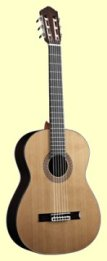 Click to search for Guild classical guitars for sale