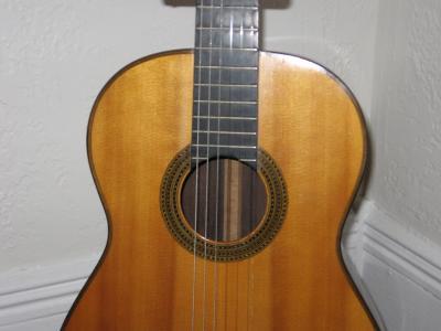 1961 Manuel Velazquez/ Rafael Rivera Hand Made Acoustic Guitar For Sale - $6,500 or Best Offer