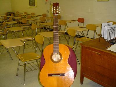 1969 Frederico Garcia Guitar
