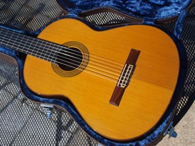 1971 Ramirez 1a Classical Guitar