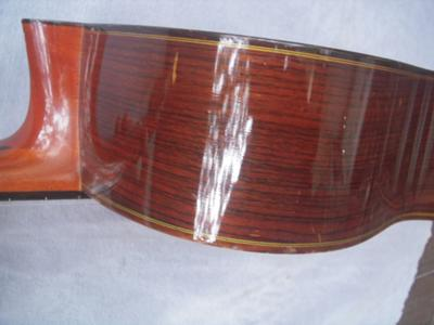1972 Masura Kohno Model 10 Classical Guitar