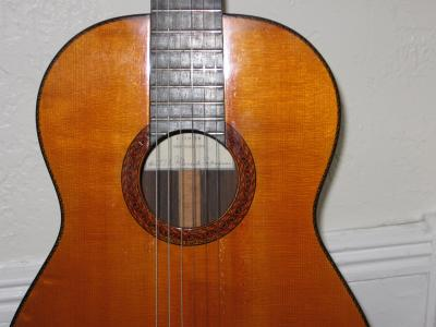 1973 Classical Hand Made Guitar by Manouk Papazian