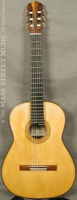 1990 Humphrey Millennium Classical Guitar
