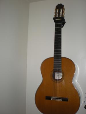 1992 Masaki Sukurai classical guitar