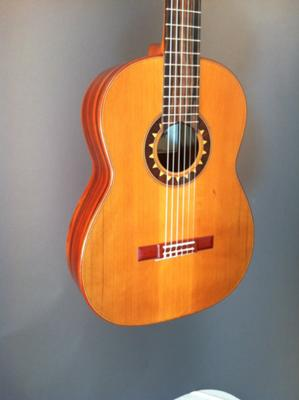 1998 Ian Kneipp Lattice Braced Classical Guitar