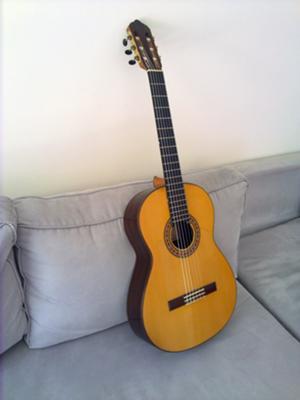 2000 Lester DeVoe flamenco negra