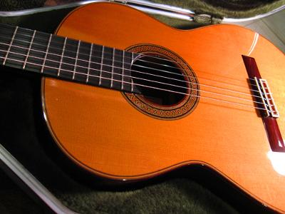2000 Ramirez 1A Classical Guitar