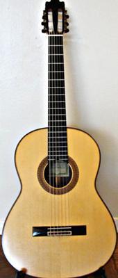 2002 Paulino Bernabe Concert Classical Guitar