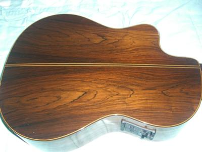 2003 JOSE RAMIREZ GUITAR 1A BACK