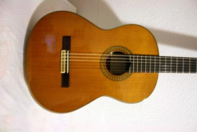 2006 Contreras Cedar/Indian Rosewood