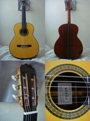 2007 Kohno Special Classical Guitar