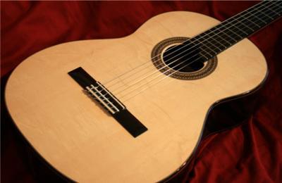 2008 Bert Kwakkel Classical Guitar