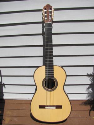 2008 Kenny Hill Master Series Classical Guitar