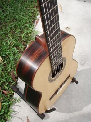Beautiful 2008 Kevin Aram Guitar