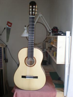 2009 Gioachino Giussani Classical Guitar