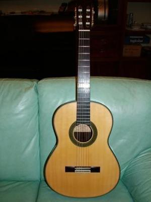 2009 Teodoro Perez Guitar