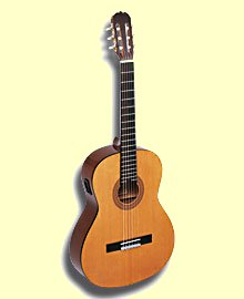 Classical Guitars From Around the World