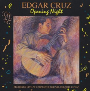 Opening Night by Edgar Cruz. Click to order from Amazon