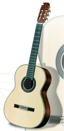 Antonio Aparicio Classical Guitar: a high-end instrument that's affordable for most players