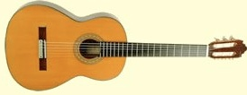 Vicente Carrillo Classical Guitars