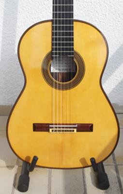 Andrea Tacchi 'Omaggio a Robert Bouchet' Classical Guitar