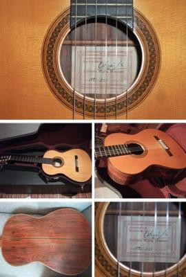 Antonio Marin Montero Classical Guitar
