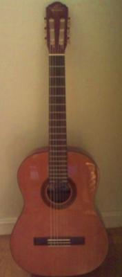 Oscar Schmidt Washburn Classical Guitar OC9
