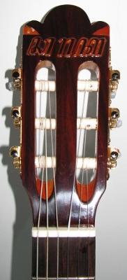 Caraka-01 handmade classical guitar tuners