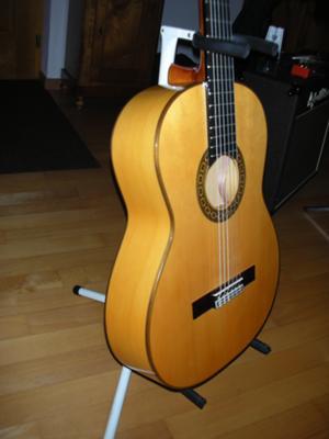 2007 Cashimira Model 102 Flamenco Guitar