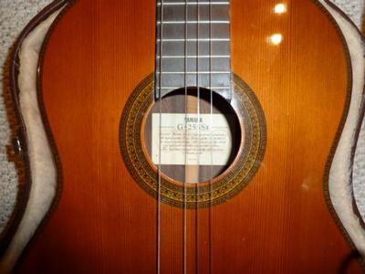 Yamaha 255 SII Classical Guitar