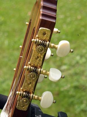 David Argent, Concert Classical Guitar Tuner