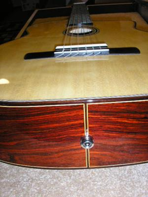 Dell Arte Classical Guitar