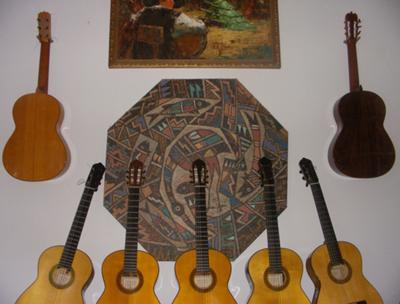 Flamenco Classical Guitars