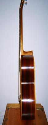 Gert Petersen classical guitar