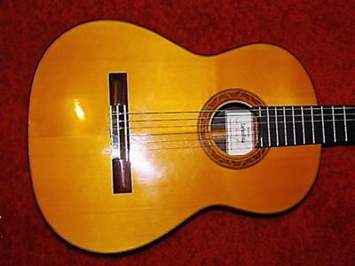 Carlos Pina Classical Guitar