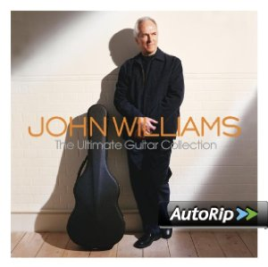 Click to order The Ultimate Guitar Collection by John Williams from Amazon