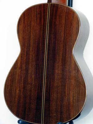 Jose Ramirez 1A Classical Guitar Back