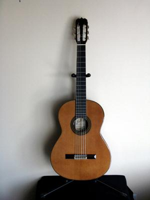 Ramirez Guitar 1A http://www.classical-guitar-world.com/jose-ramirez-1a-classical-guitar-1997.html
