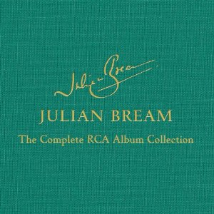 Pricey, but well worth it. Julian Bream's complete album collection ships free from Amazon
