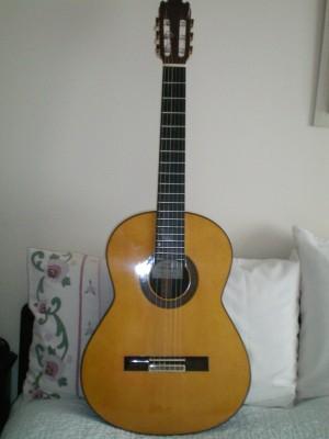 Manual Contreras N4 Guitar for sale
