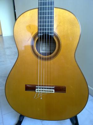 PAULINO BERNABE CONCERT GUITAR Front