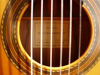 Paulino Bernabe label