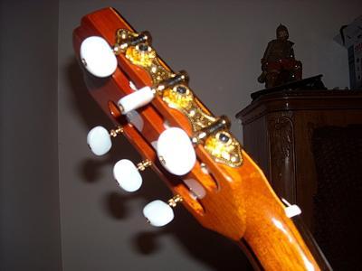 Pavan FN Flamenco Negra Tuners