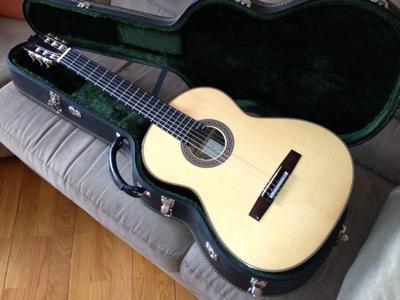 Rafael Moreno Rodriguez - Concert Classical 2005 Guitar