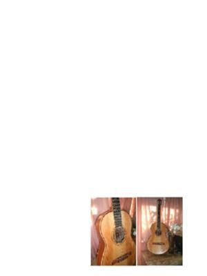 Restored Classical Guitar
