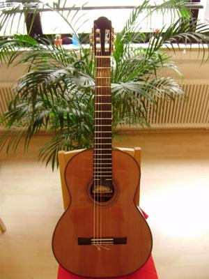 Samuel Carvalho Classical Guitar