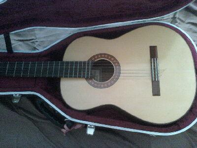 Steven Walter Classical Guitar