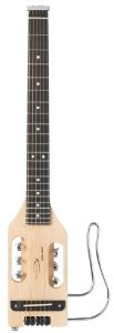 Traveler Guitar Ultra-Light Acoustic-Electric Travel Guitar with Gig Bag. Click to order with FREE shipping!