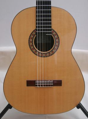 2007 David Argent Spruce Concert Classical Guitar