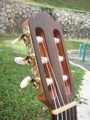 2008 Kevin Aram Classical Guitar